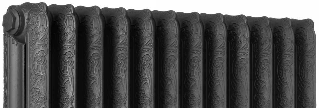 Ascot cast iron radiators
