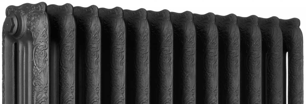 Balmoral cast iron radiators