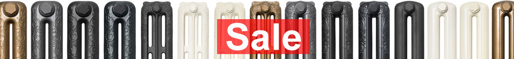 cast iron radiators sale