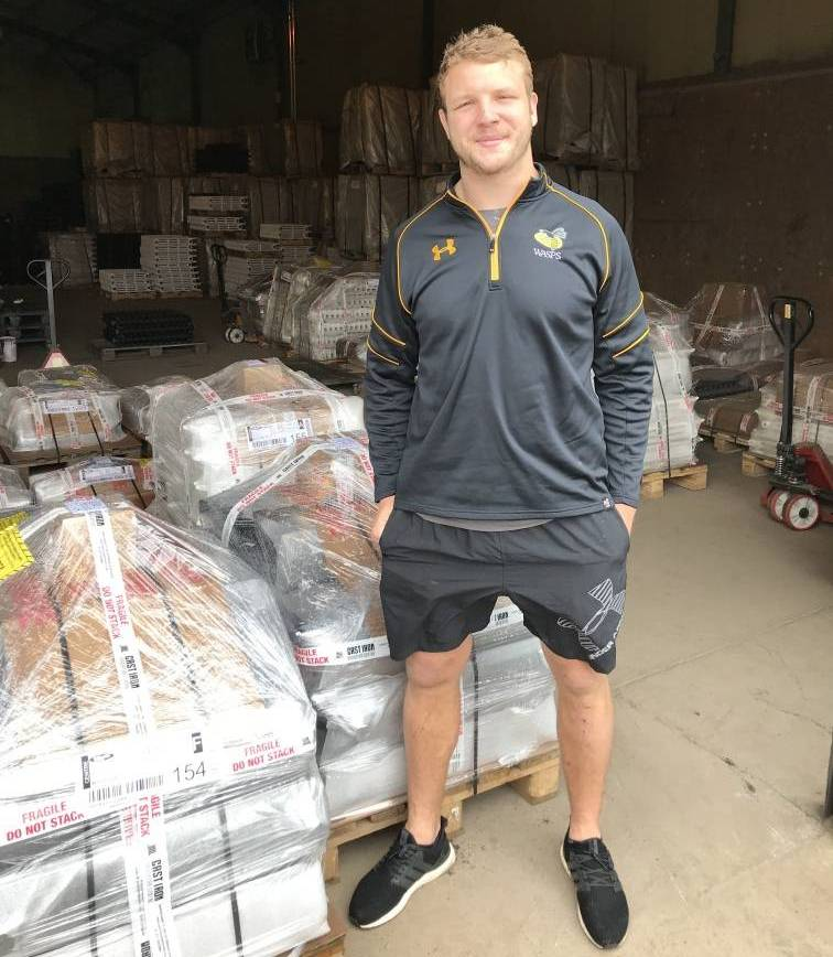 Cast Iron Radiator Centre supplies Joe Launchbury