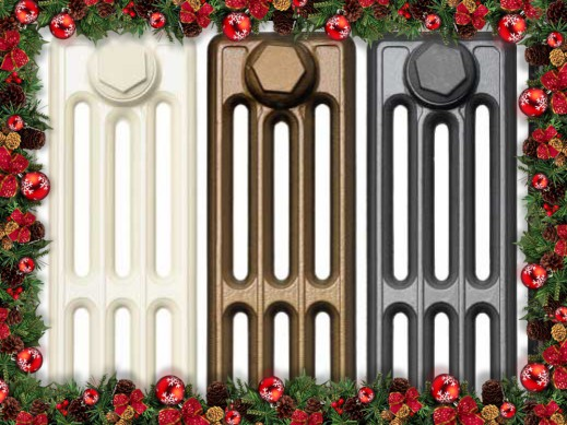 Cast Iron Radiators Christmas Rush