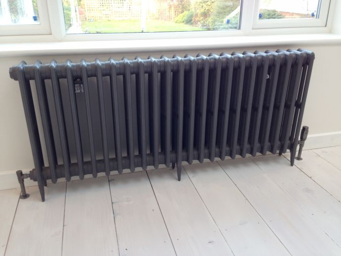 Traditional Four Column Cast Iron Radiator