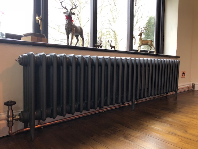Traditional Radiator 4 Column Oversize
