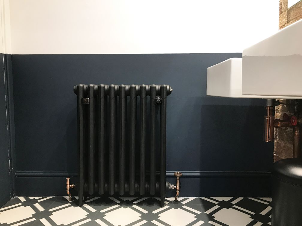 Traditional Victorian 3 Column Cast Iron Radiator