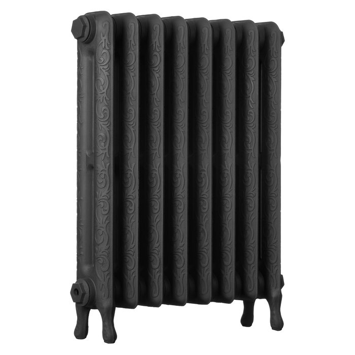 Art Nouveau 2 Column 750mm Cast Iron Radiator (CDC-ARTNOU)