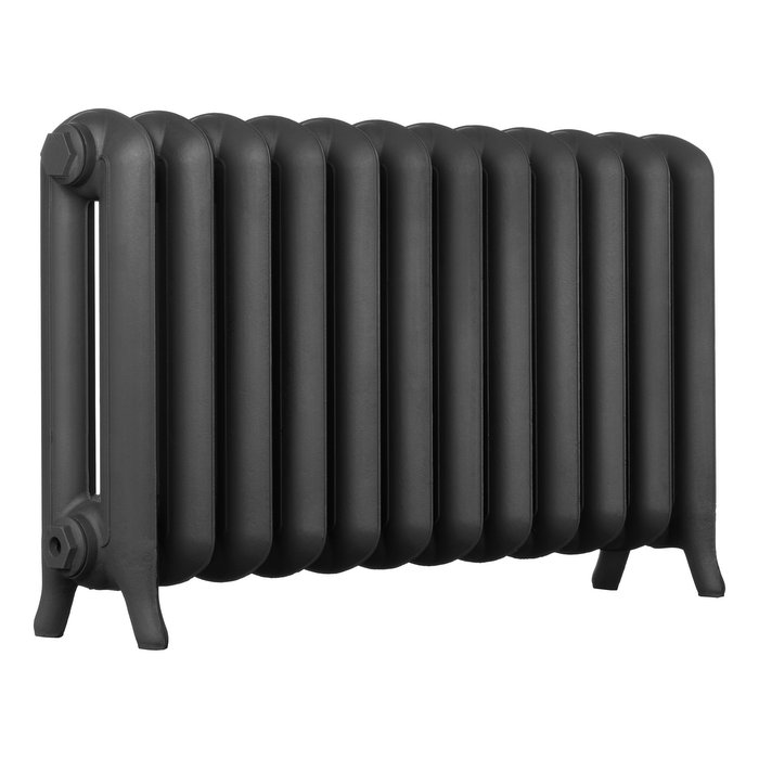 Short Princess 2 Column 560mm <br />Cast Iron Radiator (CDC-SHORTPRINCESS)