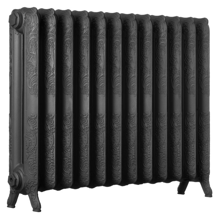 Tall Ascot 2 Column 768mm <br />Cast Iron Radiator (CDC-ASCOT)