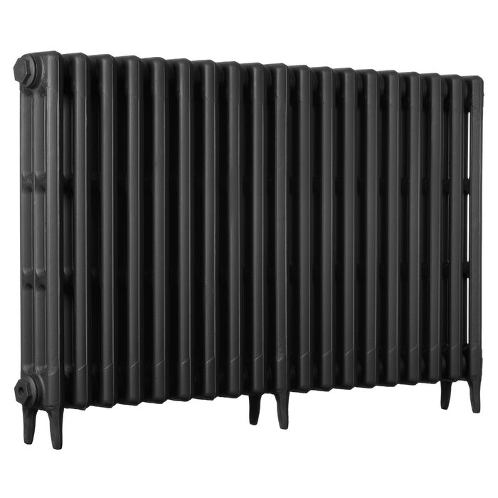 Traditional Victorian 3 Column 745mm Cast Iron Radiator (CDC-3C745)