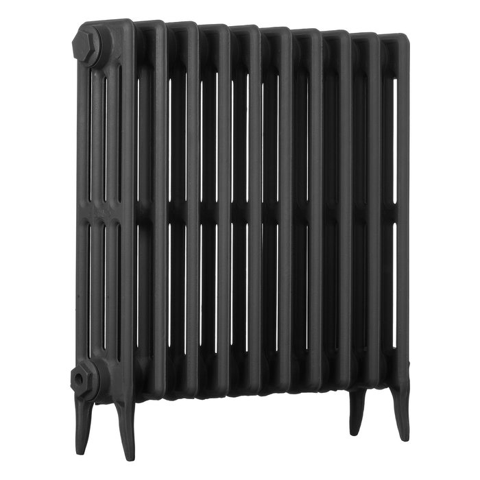 Traditional Victorian 4 Column 660mm Cast Iron Radiator (CDC-660)