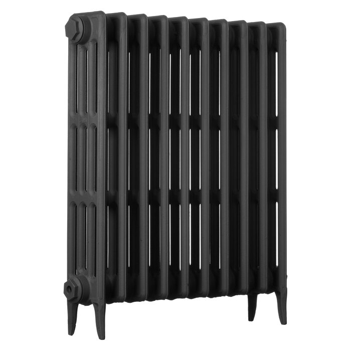 Traditional Victorian 4 Column 760mm <br />Cast Iron Radiator (CDC-760)