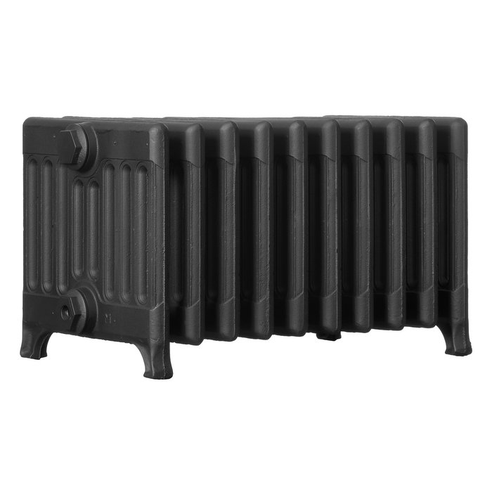 Traditional Victorian 9 Column 330mm Cast Iron Radiator (CDC-330)